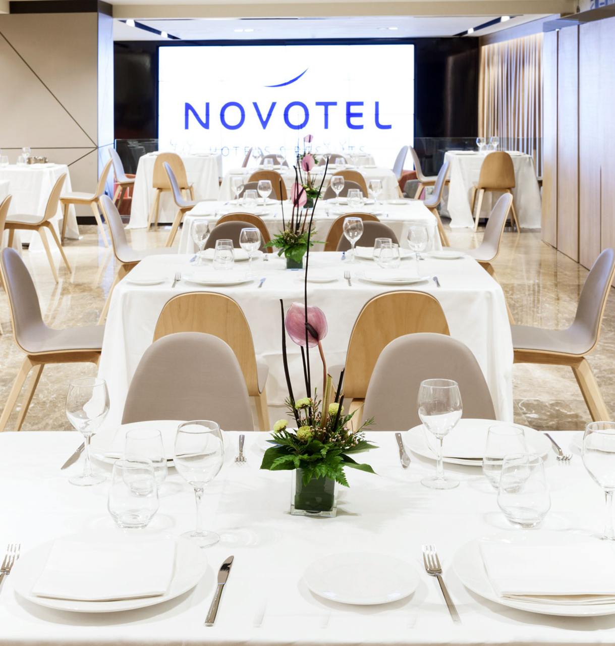 Hôtel Novotel Madrid Center - 9298